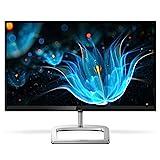 Philips Monitors 226E9QHAB/00-22, FHD, 75 Hz, IPS, FreeSync, Altavoces, VESA (1920x1080, 250cd/m, D-Sub, HDMI), Negro/Plata
