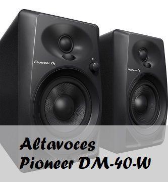altavoces pioneer-dm-40