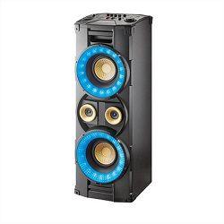 torre de sonido altavoces