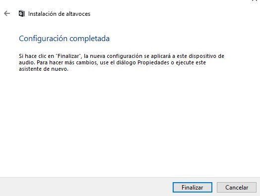 configurar altavoces 5.1 en windows 10